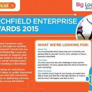 UnLtd - Birchfield enterprise - flyer- august 2015web