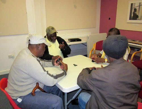 Senior Citizens Club Volunteers