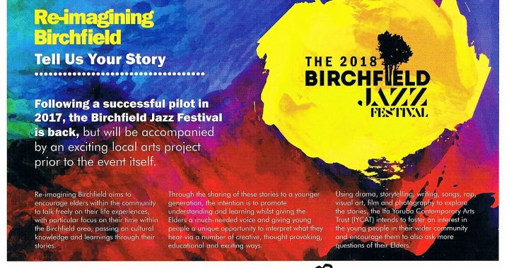Re-Imaging Birchfield Flyer