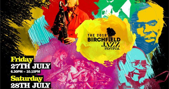 Birchfield Jazz Festival 2018