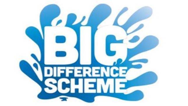 Big Difference Scheme