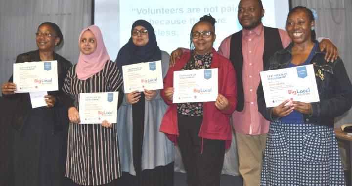 Volunteer Presentations 2018