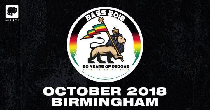 50 years of Reggae - The BASS2018