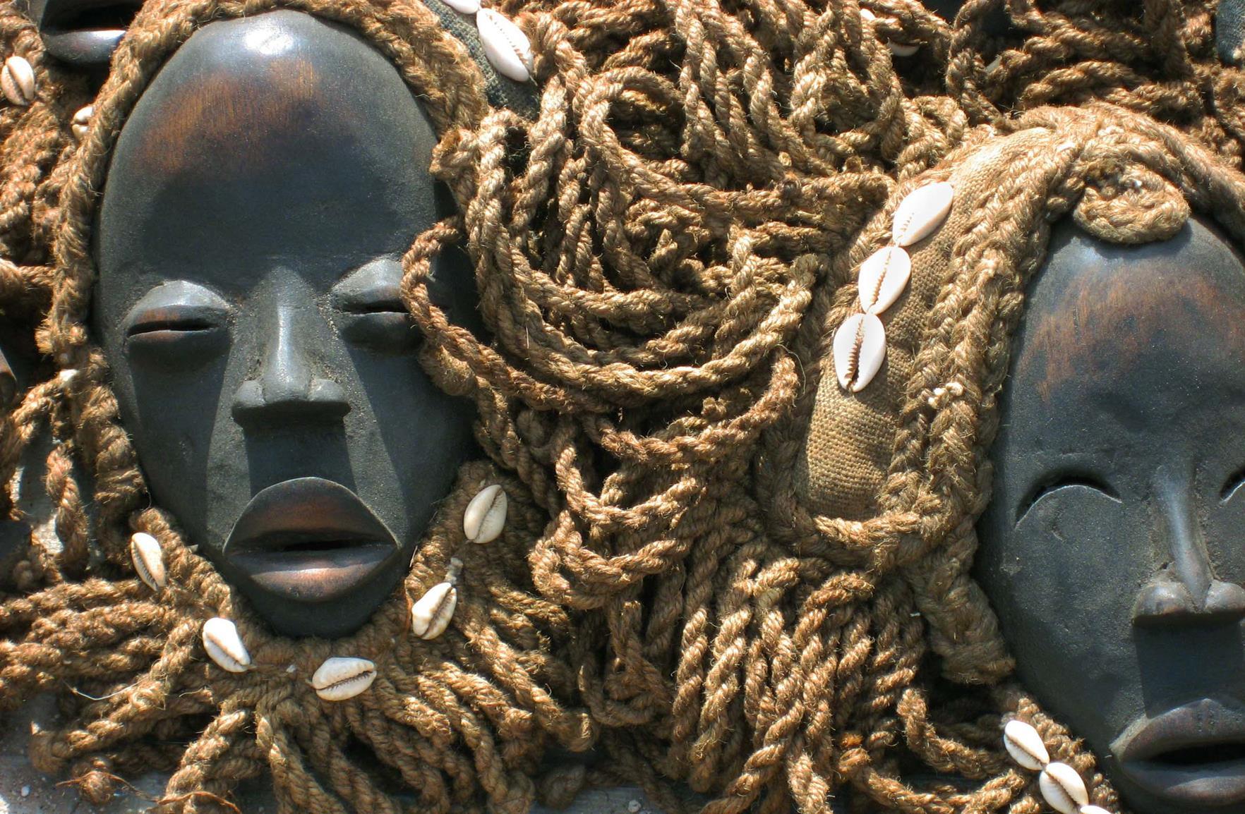 African Art Masks