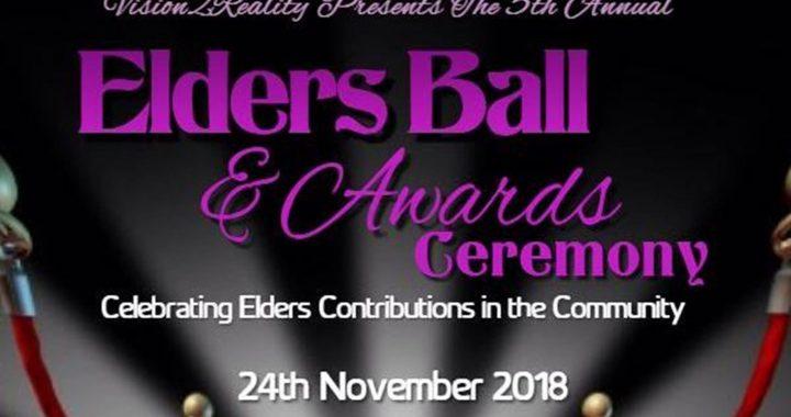 Elders Ball & Awards Ceremony banner