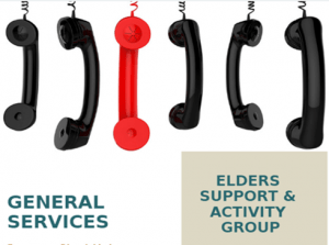 Elders Group - Advice Sheet (General Services)