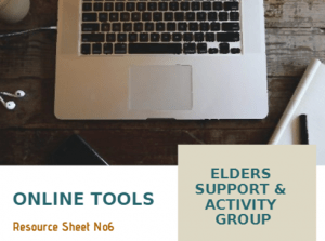 Elders Group - Resources Sheet