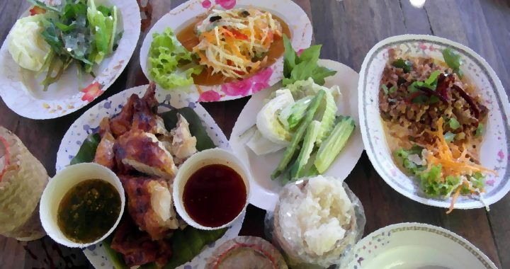 Food Meals Asian Dishes