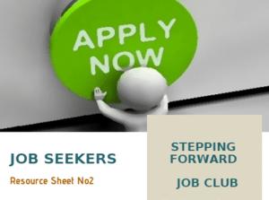 Job Club - Resources Sheet (Job Seekers)
