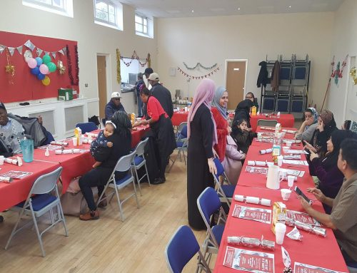 The Birchfield Big Local Xmas & Student Awards event 2018