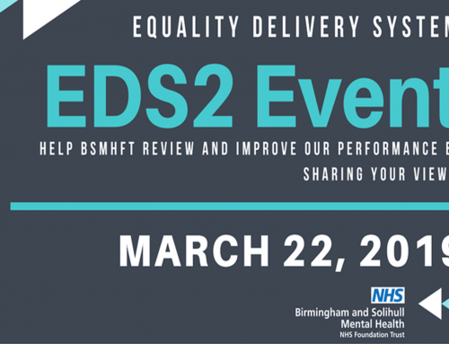 Equality Delivery System (EDS2) Event