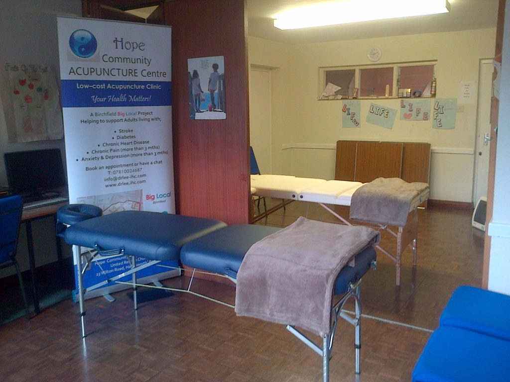 Hope Community Acupuncture Clinic