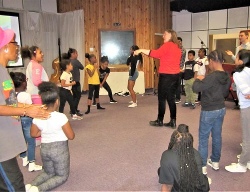 Music & Drama – Young people's programme