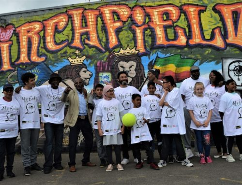 Mural Project Unveiled