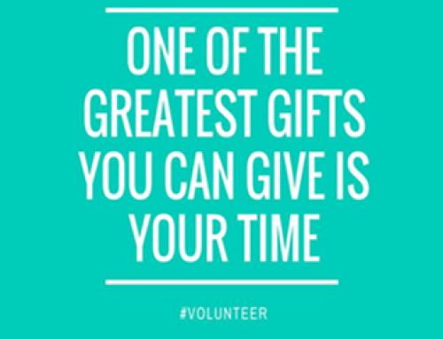 Latest Volunteer Opportunities