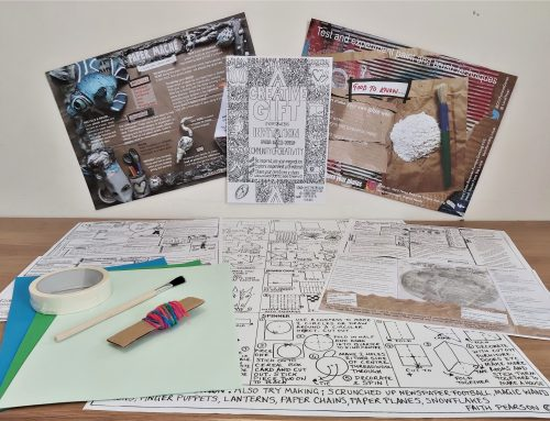 Creative Civic Change – Art Activity Packs