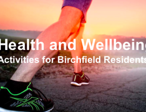 Health and Wellbeing – Activities for Birchfield Residents