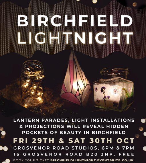 Light Night Poster