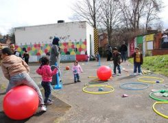 Play Sessions at Secret Garden