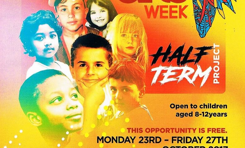 African Arts Week – Half Term Project with Young People