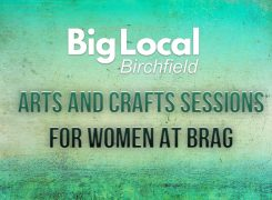 Arts and Crafts Sessions for Women at BRAG