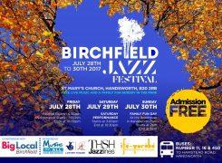 Birchfield Jazz Festival and Family Fun Day Latest