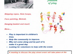 Play Streets comes to Birchfield