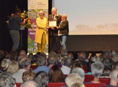 Birchfield wins two awards
