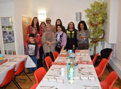 Seniors' Christmas Lunch