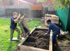 Secret Garden Volunteer
