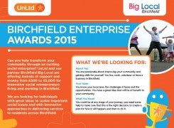 Launch of Enterprise Awards 2015