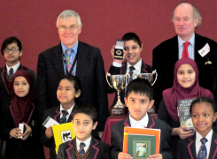 Public Speaking Competition 2015 | Westminster Primary School